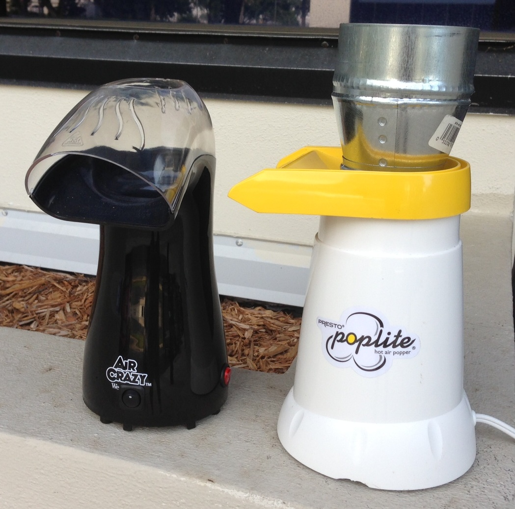 Best Air Popcorn Popper For Coffee Roasting